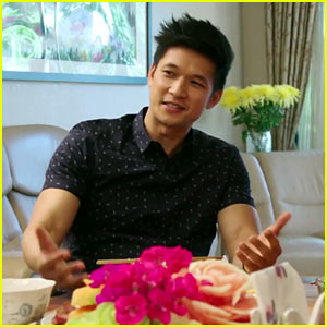 Glee's Harry Shum Jr. Creates PSA for Immigrant Heritage Month! (Exclusive Video)