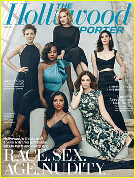 Taraji P. Henson, Viola Davis & Emmy Contenders Talk Race, Sexism, Aging in Hollywood