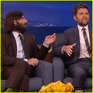 Jason Schwartzman Shares Embarrassing Prosthetic Penis Story - Watch Now!
