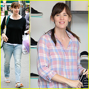 Jennifer Garner Threw End of School Year Celebration For Her Kids