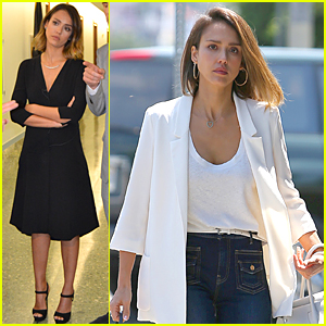 Jessica Alba Urges Lawmakers For More Chemical Protections