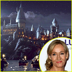 J.K. Rowling Hints That an American Hogwarts Might Exist!