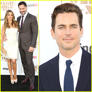 Joe Manganiello Knew Sofia Vergara Was The One During 'Magic Mike XXL' Filming
