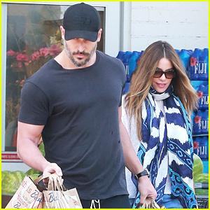 Sofia Vergara & Joe Manganiello Spend Their Sunday Shopping Together