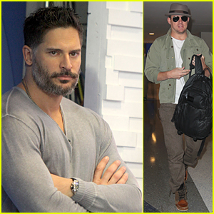 Joe Manganiello Was Afraid to Screw Up His Spanish Proposal Speech to Sofia Vergara