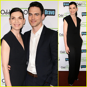 Julianna Margulies & Hubby Keith Lieberthal Couple Up at 'Odd Mom Out' Premiere!