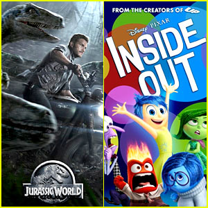 'Jurassic World' Tops Record-Breaking 'Inside Out' at Box Office
