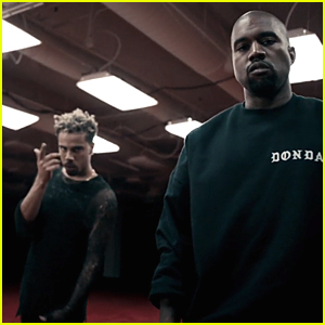 Kanye West & Vic Mensa Fight Against Police in 'U Mad' Music Video - Watch Now!