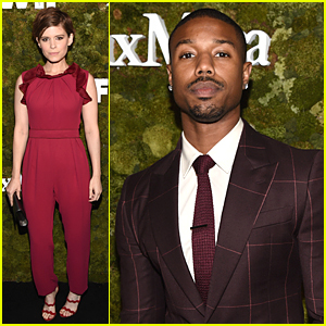 Kate Mara & Michael B. Jordan Show Off Dance Moves in 'Fantastic Four' BTS Photo Shoot Clip (Exclusive)