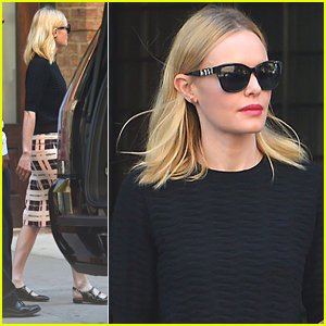 Kate Bosworth Shares Makeup Tests For 'Art Of More' On Instagram