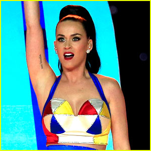 Katy Perry Did Not Write '1984' - Song Rumors Are False!
