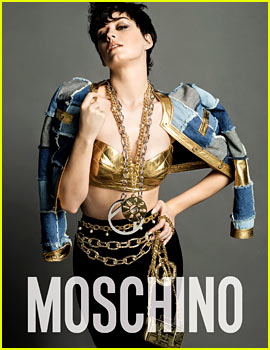 Katy Perry Is the New Face of Moschino - See Her Campaign!