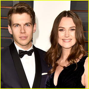 Keira Knightley Gave Birth to a Baby Girl Last Month!