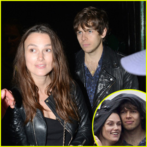 Keira Knightley & James Righton Make First Public Appearance Since Welcoming Their Daughter