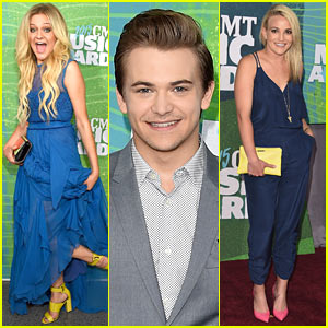 Kelsea Ballerini & Hunter Hayes Have a Blast at CMT Music Awards 2015!
