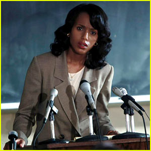 Kerry Washington as Anita Hill in 'Confirmation' - First Look!