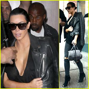 Pregnant Kim Kardashian's Due Date Will Be in December