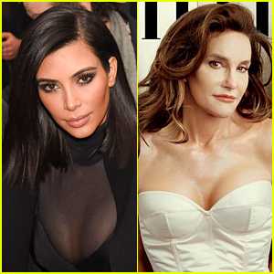 Kim Kardashian Tweets Her Support For Caitlyn Jenner: 'Live Life Your Way!'