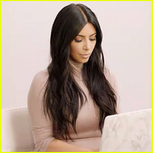 Kim Kardashian Writes Letter to Her Future Self