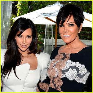 Photo of Kris Jenner & her Daughter  Kim