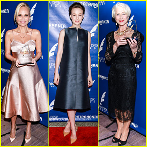 Kristin Chenoweth & Helen Mirren Win Big at Drama Desks