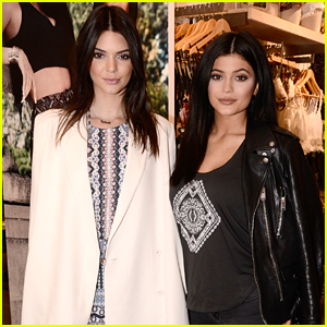 Kylie Jenner Supports Caitlyn Jenner After Her Debut