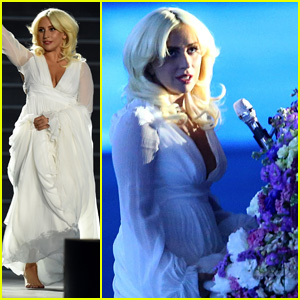Lady Gaga Covers John Lennon's 'Imagine' - Watch Now!