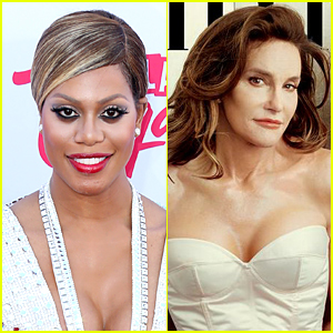Laverne Cox Explains Why Caitlyn Jenner Is Beautiful!