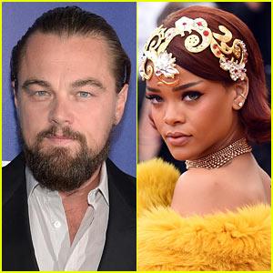 Leonardo DiCaprio Sues Magazine Over Rihanna Baby Story