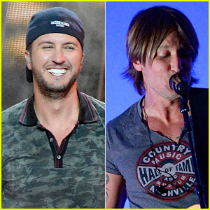 Luke Bryan & Keith Urban Hit the Stage For CMT Awards 2015 Rehearsals