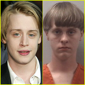 Macaulay Culkin Trends Due to Dylann Roof Comparisons