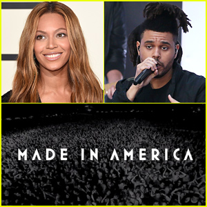 Jay Z's Made in America Festival - Full Lineup!