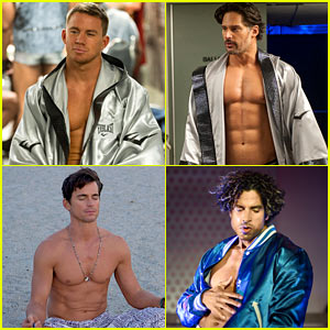 'Magic Mike XXL' - 40+ Hot New Movie Photos Released!