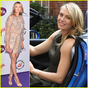 Maria Sharapova: 'It's A Privilege To Put Myself In A Situation Where I Can Face Serena Williams'