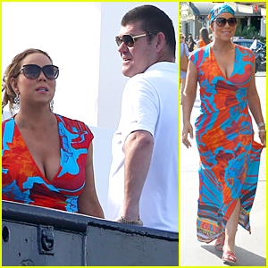 Mariah Carey & James Packer Are Not Discussing Marriage Yet