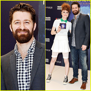 Matthew Morrison Celebrates 'Finding Neverland' Album Release with Kiesza!