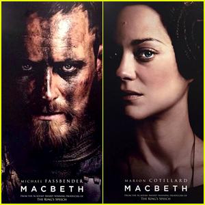 Michael Fassbender & Marion Cotillard's 'Macbeth' Trailer - Watch Now!
