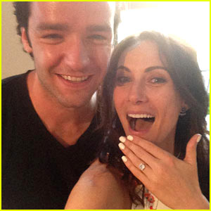 Nashville's Laura Benanti Is Engaged - See Her Ring!
