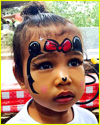 North West Celebrated Her Second Birthday at Disneyland
