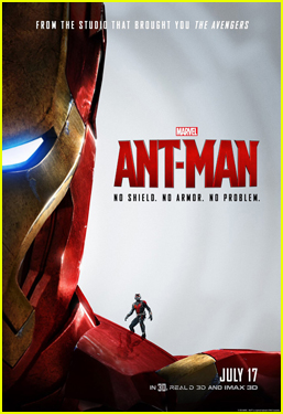 Paul Rudd Calls on Avengers' Help in New 'Ant-Man' Poster & Trailer - Watch Now!