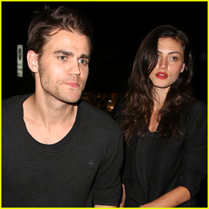 Paul Wesley & Phoebe Tonkin Will Both Be at Comic-Con!