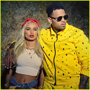 Pia Mia & Chris Brown Party It Up in 'Do It Again' Music Video - Watch Now!