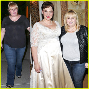 Rebel Wilson Has Fun Broadway Night at 'It Shoulda Been You'