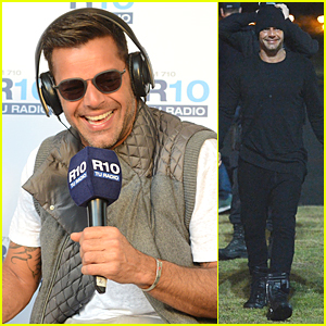 Ricky Martin Bashes Donald Trump For Racist Mexico Comments