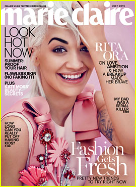 Rita Ora Opens Up About Split from Ex Calvin Harris