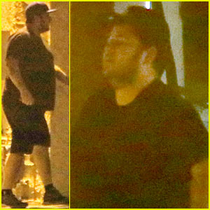 Rob Kardashian Steps Out at In-N-Out for Rare Appearance