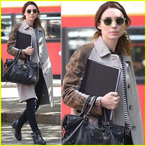 Rooney Mara Set To Star In 'Collateral Beauty'