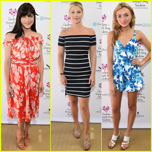Selma Blair & Ali Larter Team Up to Help Battle Batten Disease