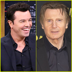 Seth MacFarlane Does Epic Impersonation of Liam Neeson - Watch Now!