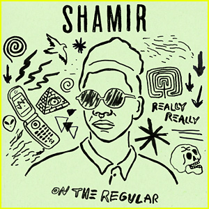 Shamir's 'On the Regular' Full Song & Lyrics (JJ Music Monday)